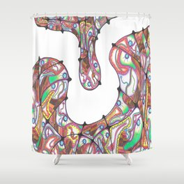 Intro 6 (Out On Your Own)  Shower Curtain
