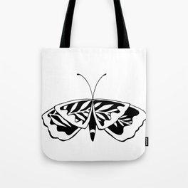 Butterflower #02 Tote Bag