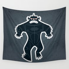 Triclops Wall Tapestry