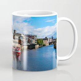 York City Guildhall and river Ouse Coffee Mug