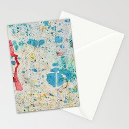 Marble paper Stationery Cards