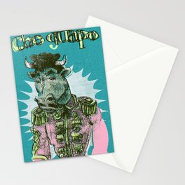 el guapo Stationery Cards