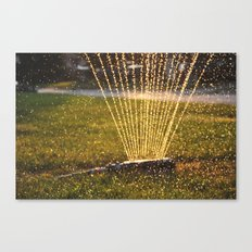 Childhood Summer Canvas Print