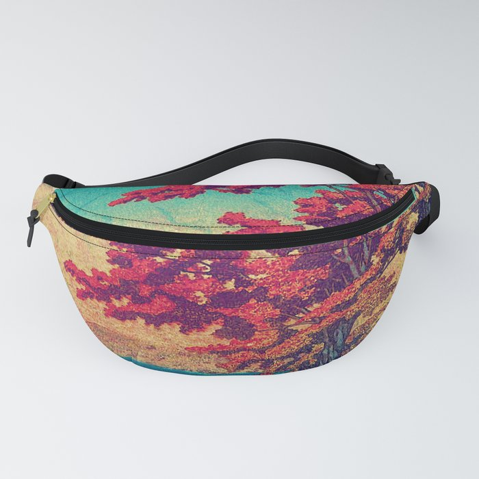 The New Year in Hisseii Fanny Pack
