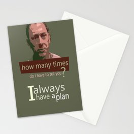 ben linus ( lost ) Stationery Cards