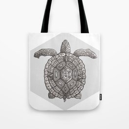 Magic Turtle Tote Bag