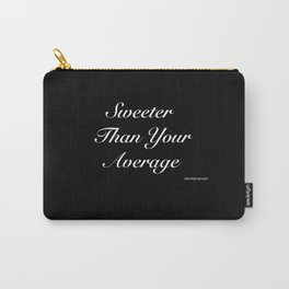 Sweeter Than Your Average Carry-All Pouch