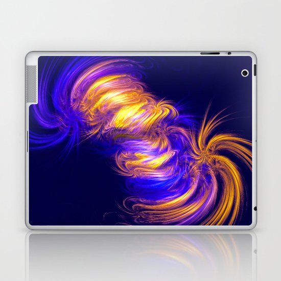 Whorl Laptop & iPad Skin
