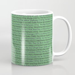 List of some of the best movies ever made (PART 2) Coffee Mug