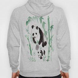 Panda Family Hoody