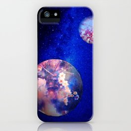 Let Me See What Spring Is Like On Jupiter & Mars iPhone Case