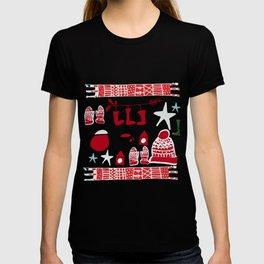 winter gear ivory T-shirt