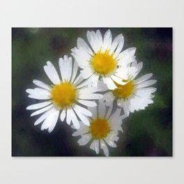 Floral Beauty #8 Canvas Print