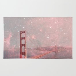 Stardust Covering San Francisco Rug