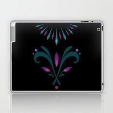 Elsa Embroidery Laptop & iPad Skin