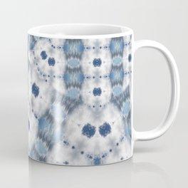 Blue Sky Kaleidoscope Photographic Pattern #2 Coffee Mug