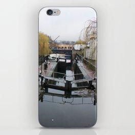 Camden Canal London 1 iPhone Skin