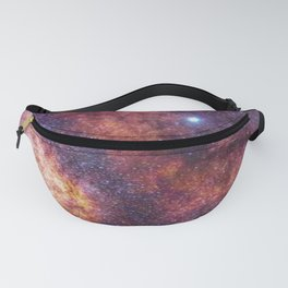 Milky Way Galaxy Fanny Pack