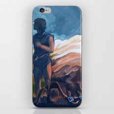The Journey : Mt Ruapehu iPhone & iPod Skin