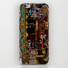 Merry Go Round Paree iPhone & iPod Skin