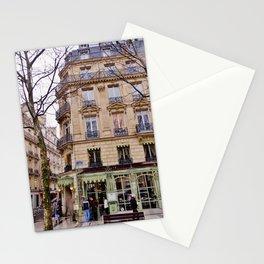 Paris Laduree Champs Élysées  Stationery Cards