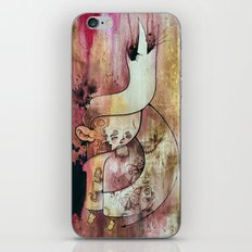Purple Heart In Times of Peace iPhone & iPod Skin