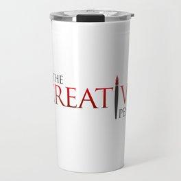 The Creative Penn logo Travel Mug