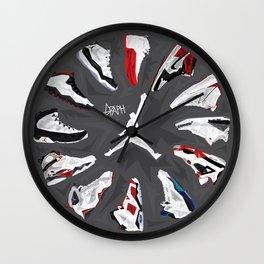 The GOAT Clock Wall Clock