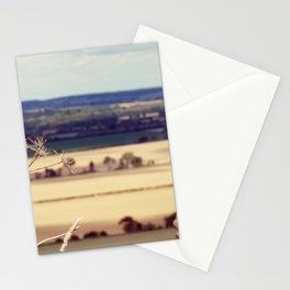 Fall Landscape. Stationery Cards