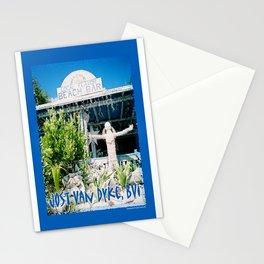 Ivan's on Jost Van Dyke, BVI- World's best honor bar! Stationery Cards