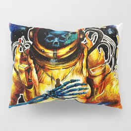 The Ethereal Void Pillow Sham