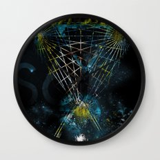 A World of Inspiration Wall Clock