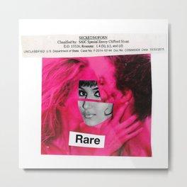 Rare Metal Print