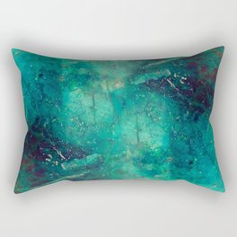 semiprecious texture Rectangular Pillow