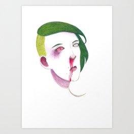 punch Art Print