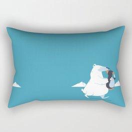 Ice cream time Rectangular Pillow