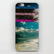 Look Away iPhone & iPod Skin