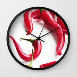 Chillis Wall Clock