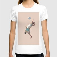 haikyuu T-shirts featuring Oikawa jumping by pingu