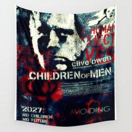Children Of Men Wall Tapestry