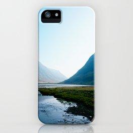 You Go Glen Coe Coe iPhone Case