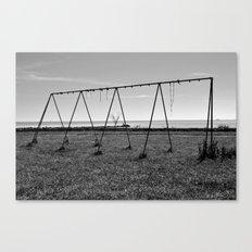 Seaside, capture 31 Canvas Print