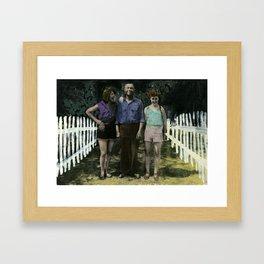The Garden Gang - Katrina Niswander Framed Art Print