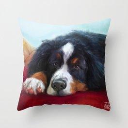 Midas Throw Pillow