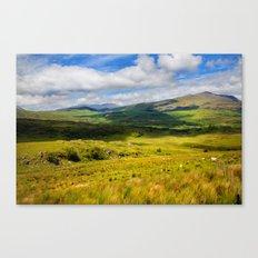 Welsh Views Canvas Print