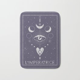 L'Imperatrice or L'Empress Bath Mat