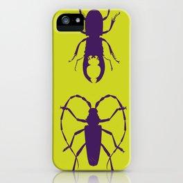 Beetle Grid V5 iPhone Case