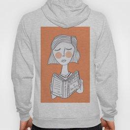 Reading Jane Austen is always a good idea. Hoody