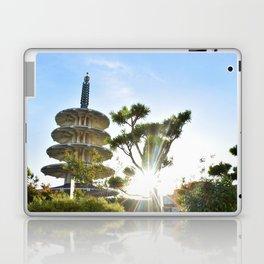 Shot in Japantown Laptop & iPad Skin