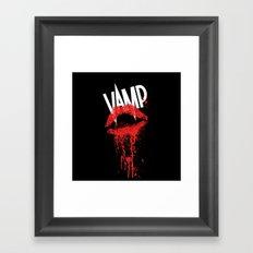 Vamp 86 II Framed Art Print